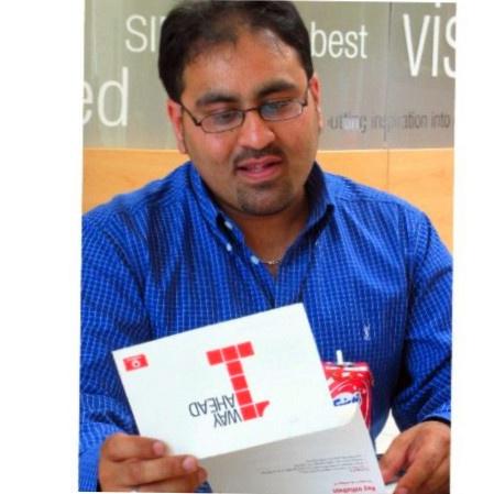 Irfan Ali  Vodafone