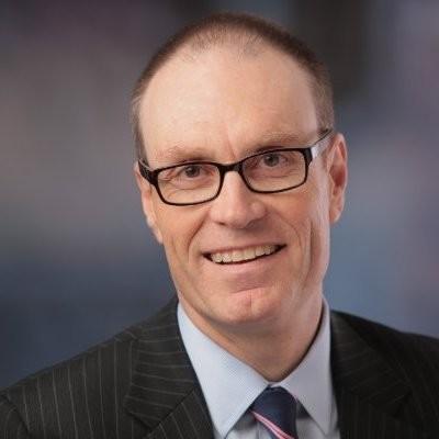 Simon Stevens QBE Australia