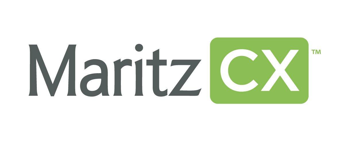 MaritzCX_Logo